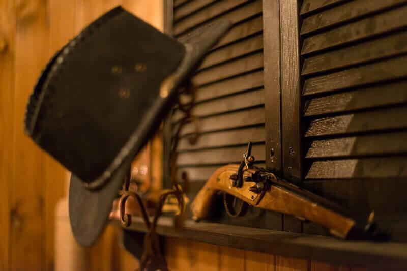 3 Фото квест комнаты Дикий запад в городе Киев