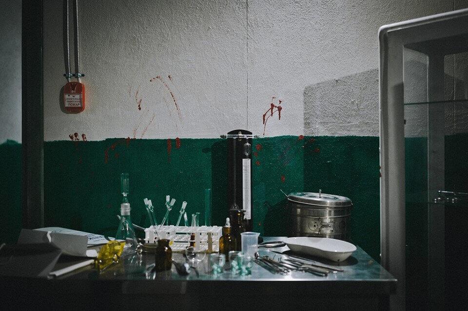1 Фото квест комнаты The Clinic в городе Киев