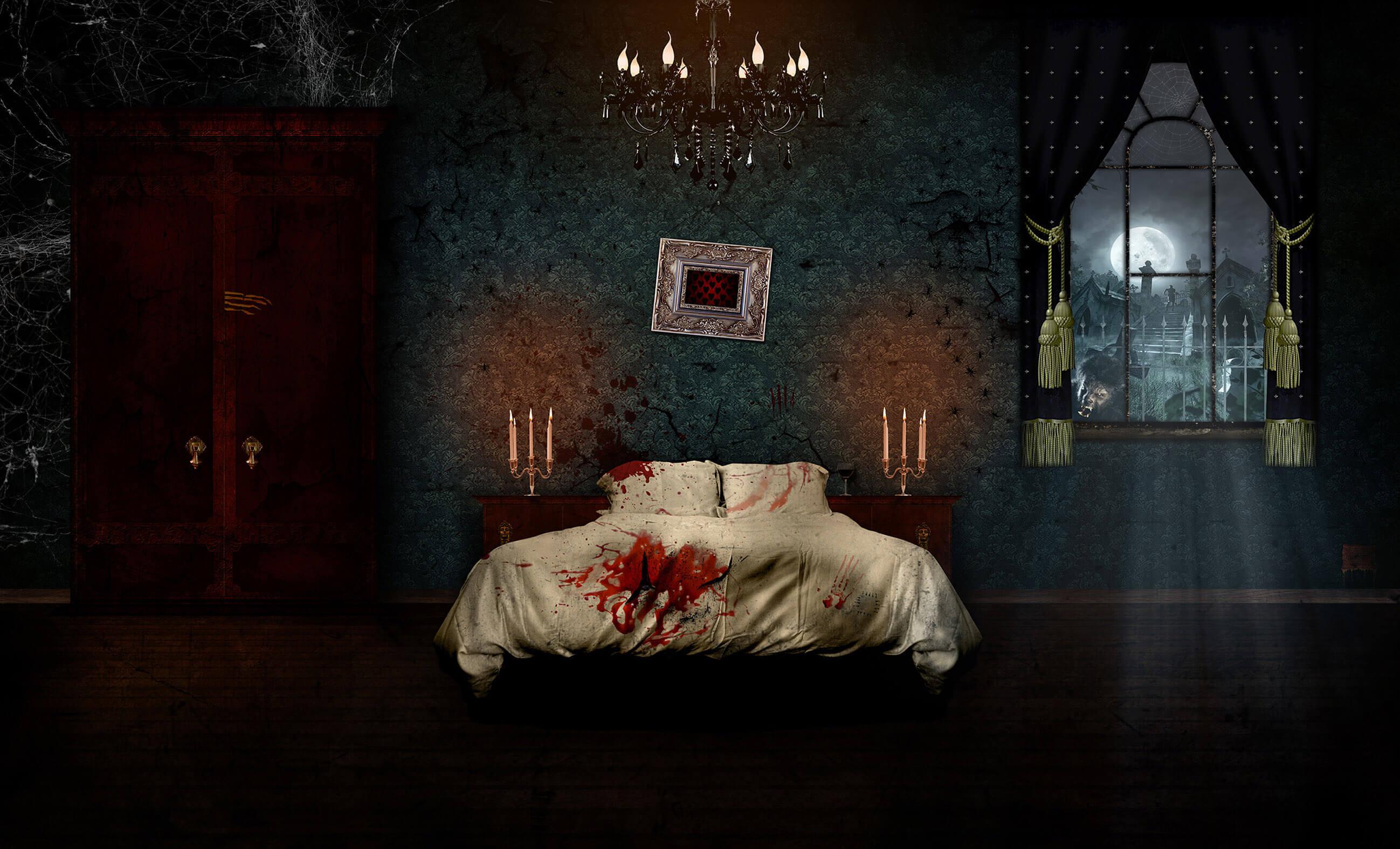 1 Фото квест комнаты Дракула в городе Харьков