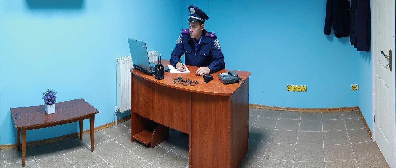 1 Фото квест комнаты Райотдел (Хмельницкий) в городе Хмельницкий
