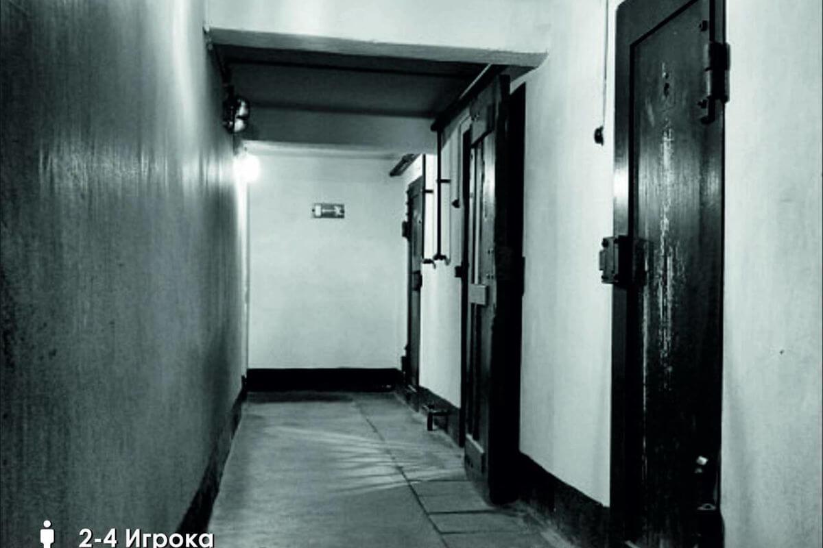 Фото квест комнаты Плен в городе Полтава