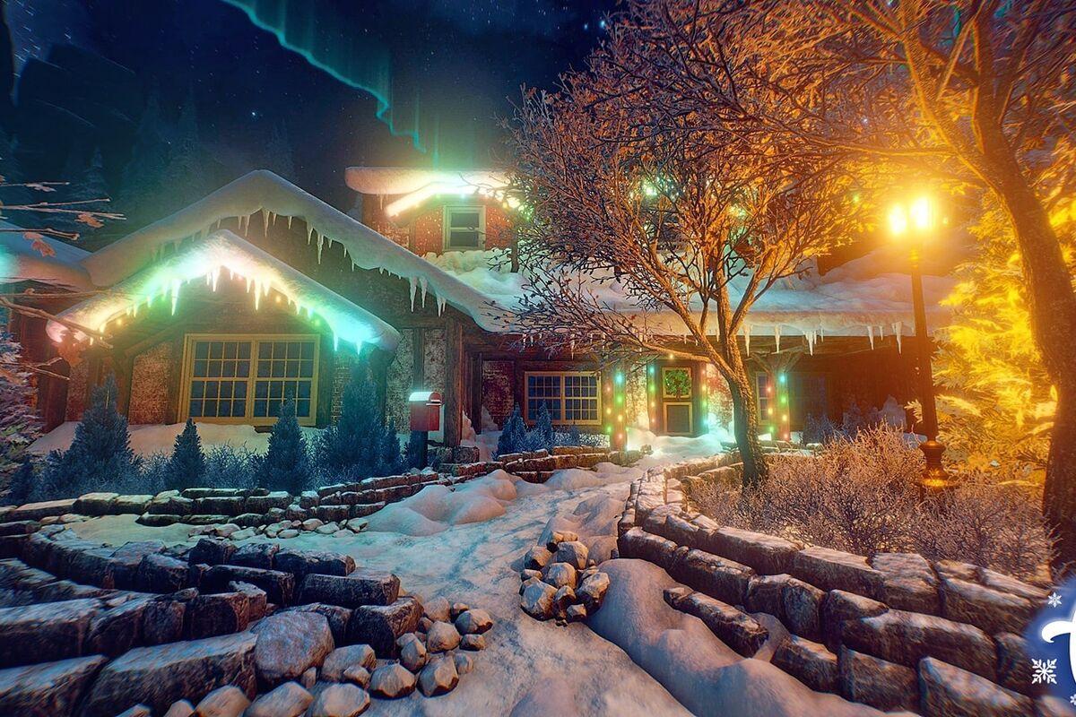 1 Фото квест комнаты Christmas (Рождественское приключение) в городе Одесса