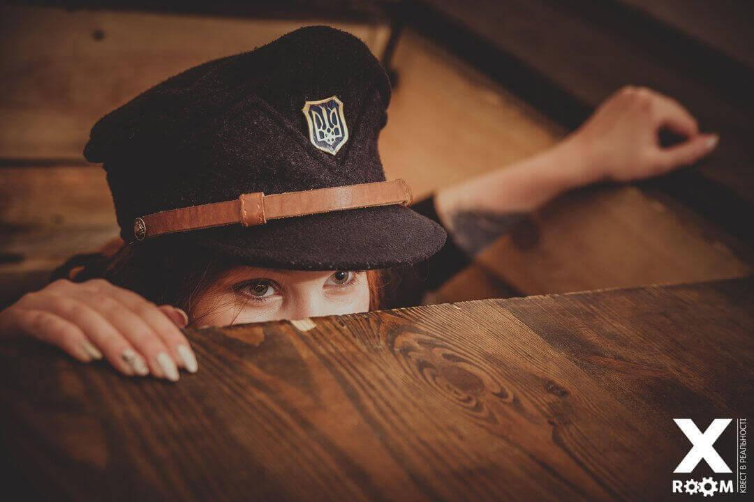 1 Фото квест кімнати Врятувати секретний архів в місті Львів
