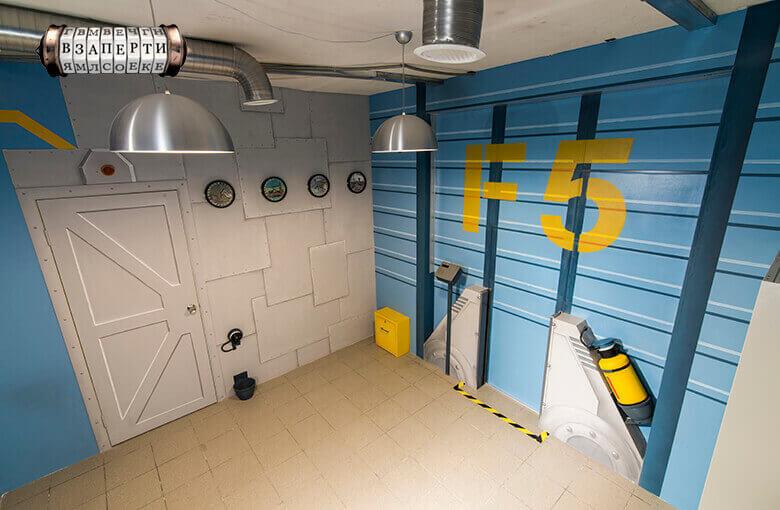 Фото квест комнаты Монстрополис в городе Киев