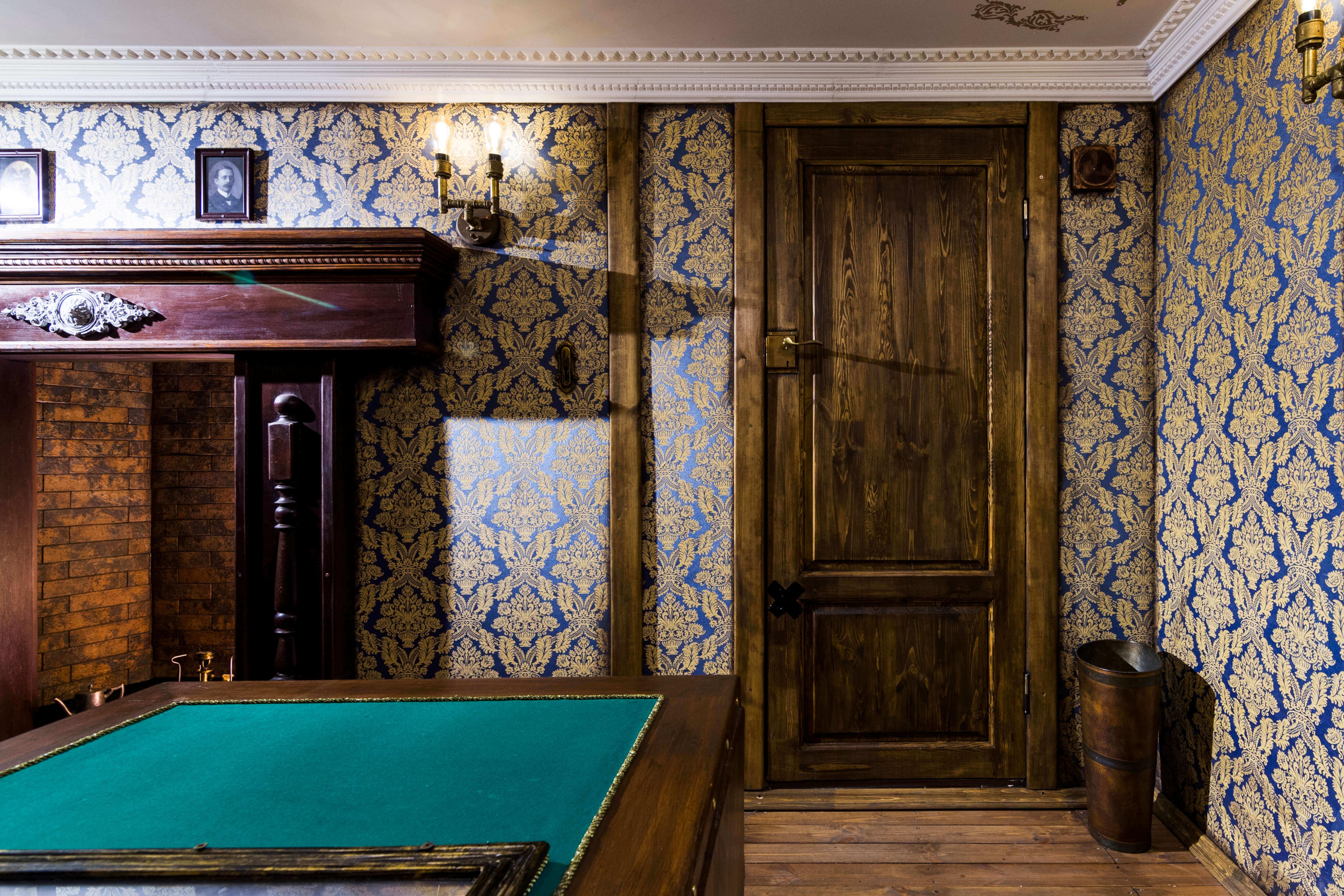 2 Фото квест комнаты Викторианский детектив в городе Киев