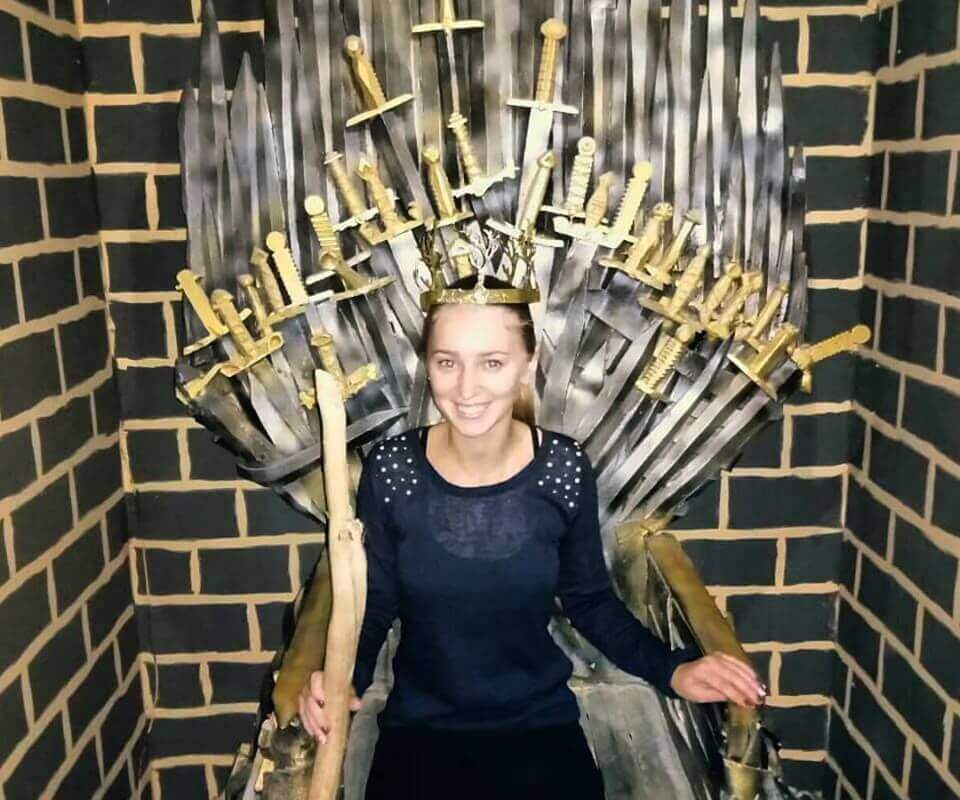 Photos for reviews Overview quest room Game of Thrones Zaporozhye.​