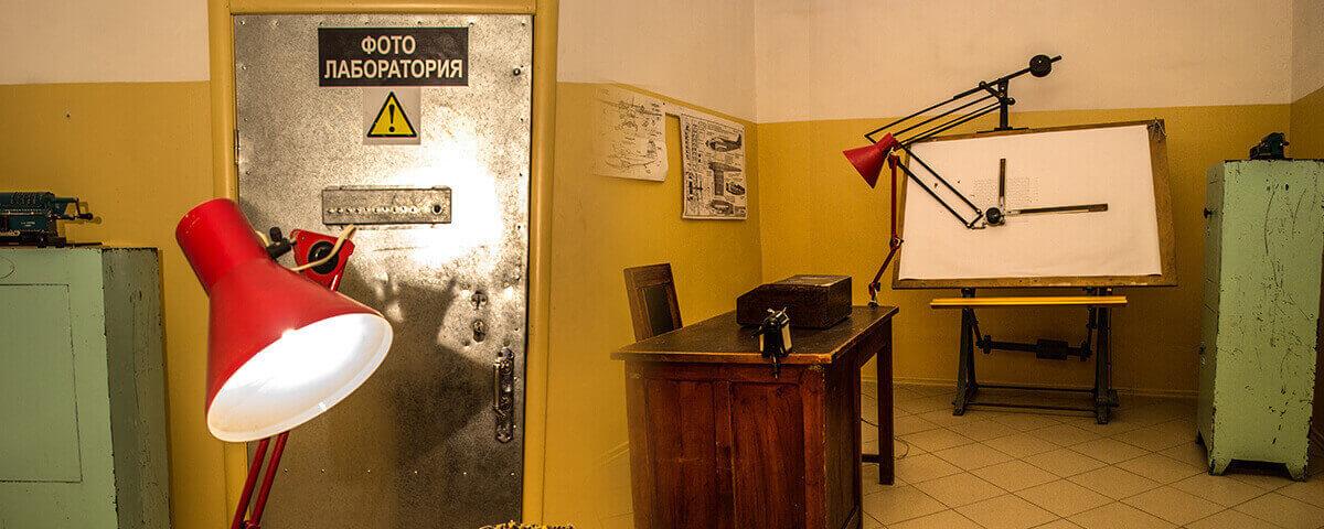 3 Фото квест комнаты Шпионские игры в городе Харьков