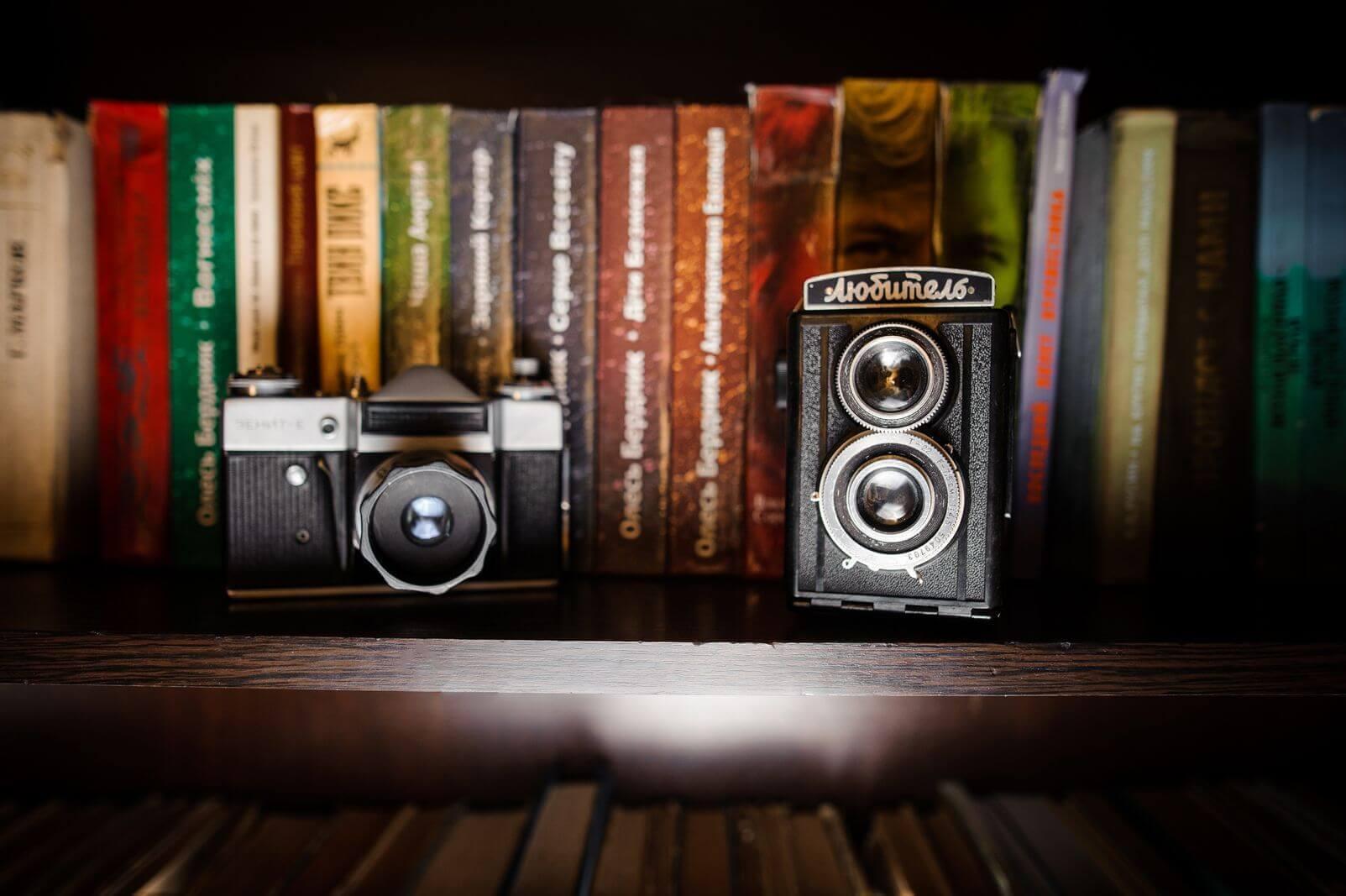 1 Фото квест комнаты Мастерская кинорежиссёра в городе Киев