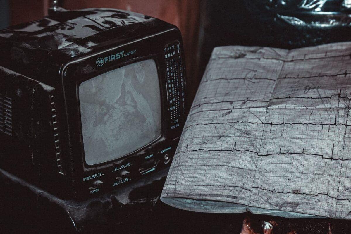 1 Фото квест комнаты Морфий 2.0. Эксперимент в городе Киев