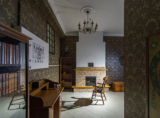 1 Photo quest room Alchemist in the city Kharkov