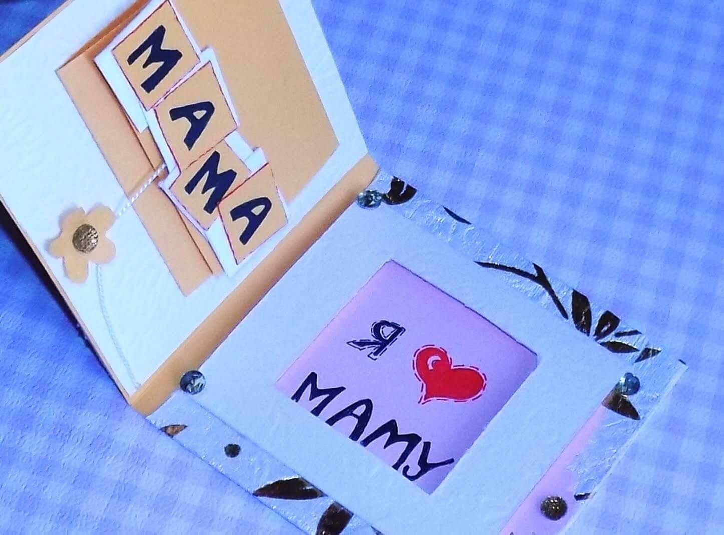 Как сделать подарок для мама своими руками