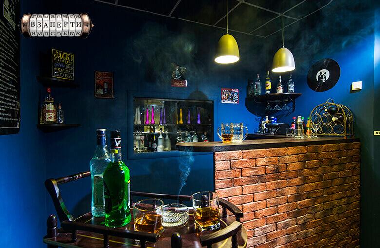 1 Фото квест комнаты Подпольная империя в городе Киев