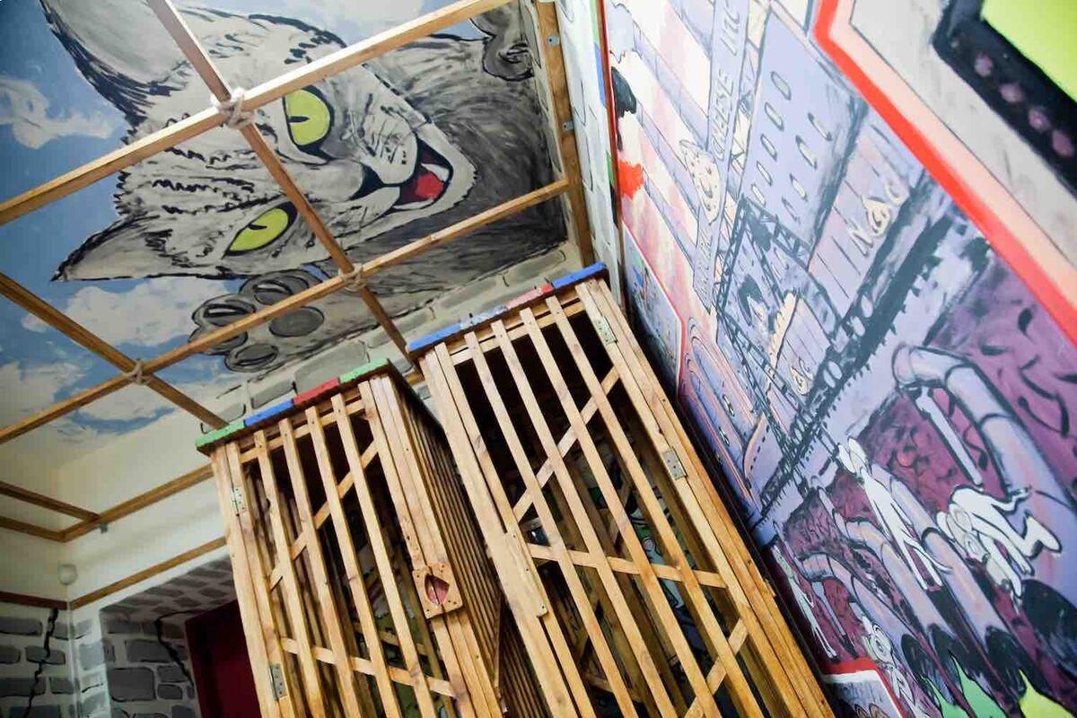 1 Фото квест комнаты Мышеловка в городе Киев