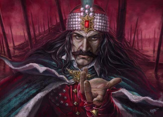 Picture quest room Dracula`s heart в городе Dnepr