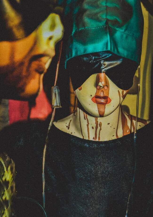 Картинка квест комнаты Вторжение в сознание в городе Днепр