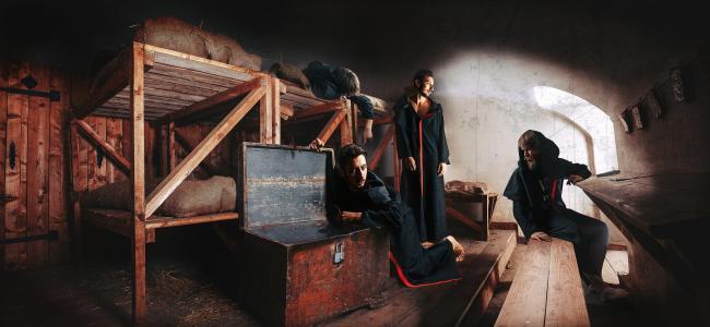 Картинка квест комнаты Буковинская Резиденция в городе Черновцы