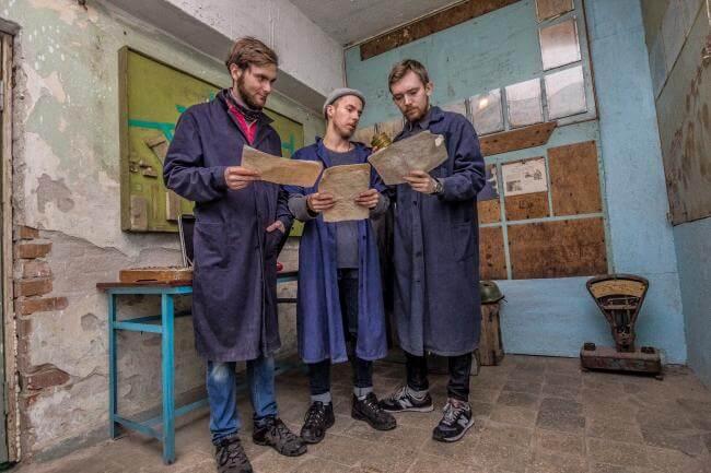 Картинка квест комнаты Вентиляционная в городе Запорожье