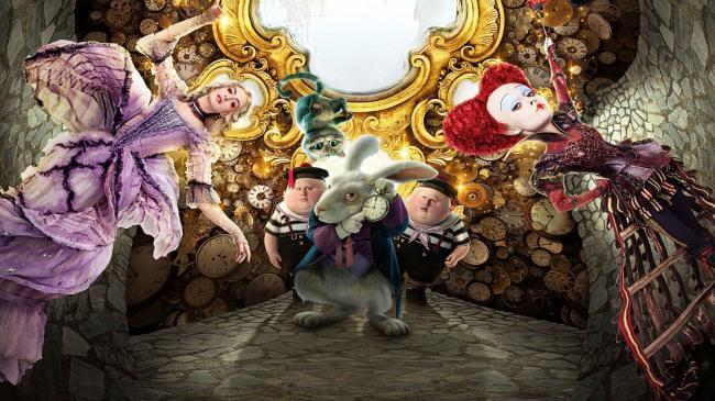 Picture quest room Alice in the Wonderland в городе Kyiv