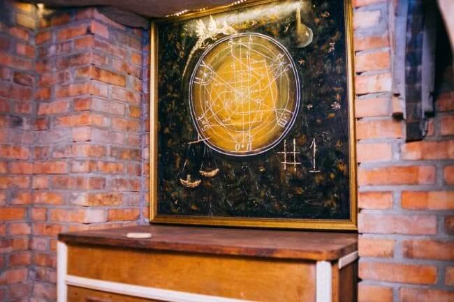 Фото квест комнаты Замок Алхимика в городе Днепр