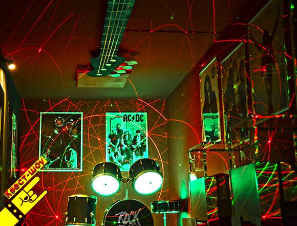 Фото квест комнаты Зал славы Rock'n'Roll в городе Киев