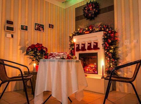 Фото квест комнаты Один дома в городе Винница