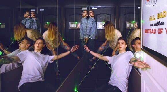 Фото квест кімнати Шпигунські Ігри в городе Львів