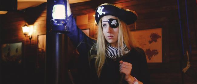 Фото квест комнаты Пираты Карибского моря в городе Киев