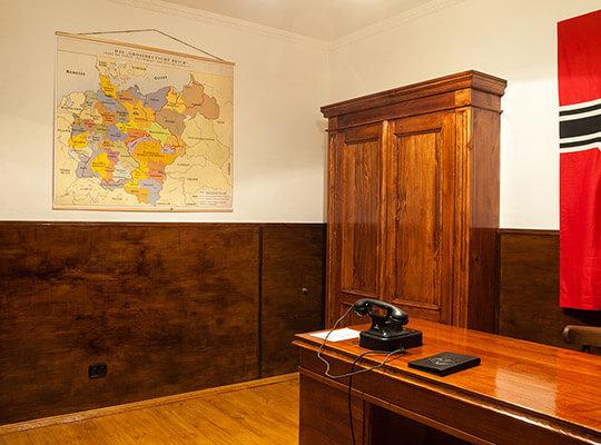 Фото квест комнаты Ставка «Вервольф» в городе Винница
