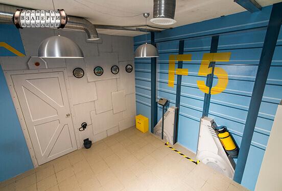 Картинка квест комнаты Монстрополис в городе Киев
