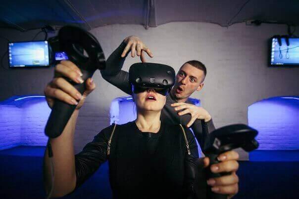 1 Фото квест кімнати Віртуальна реальність в місті Дніпро