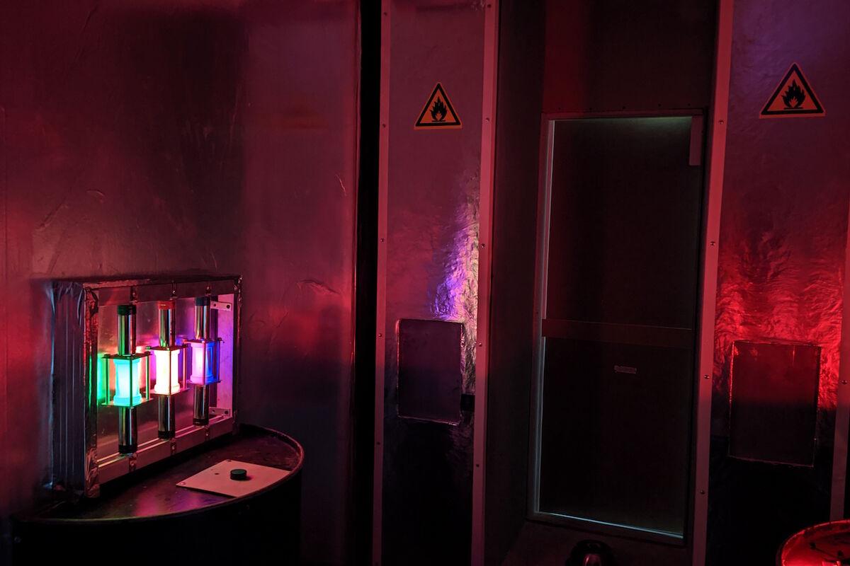 1 Фото квест комнаты Антидот: вирус 2020 в городе Одесса