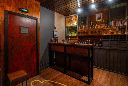 Картинка квест комнаты Смертельный Коктейль в городе Киев