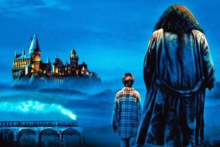Picture quest room Harry Potter: The mystery of Hogwarts в городе Zaporizhia