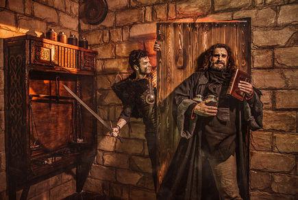 Картинка квест кімнати Гра престолів в городе Київ