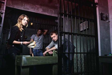 Picture quest room Escape from Shawshank в городе Chernigov