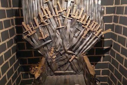 Picture quest room Game of Thrones в городе Zaporizhia