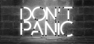 Фото до новини Dont Panic