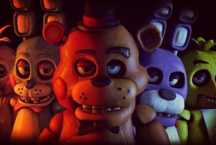 Picture quest room Five Nights at Freddy's в городе Odessa