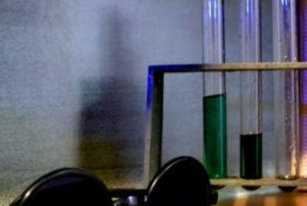 Картинка квест комнаты Безумный ученый в городе Винница