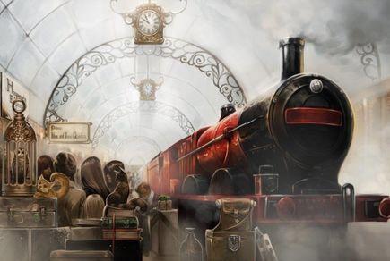 Картинка квест кімнати Гаррі Поттер: Подорож в Неверленд в городе Київ