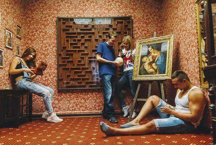 Фото к новости День рождения в квест-комнате в Ровно – отличная идея
