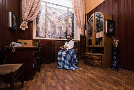 Картинка квест комнаты Resident Evil в городе Киев