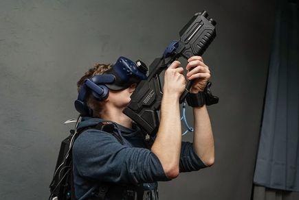 Картинка квест комнаты VR Inn в городе Киев
