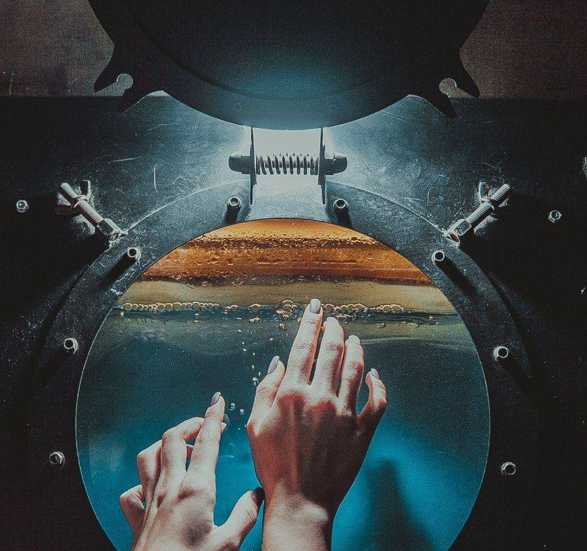 Фото квест комнаты Титаник  в городе Днепр