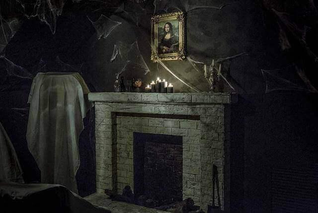 3 Фото квест комнаты Слои Страха в городе Запорожье