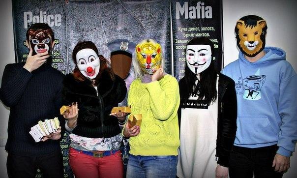 3 Фото квест комнаты Ограбление банка в городе Кривой Рог
