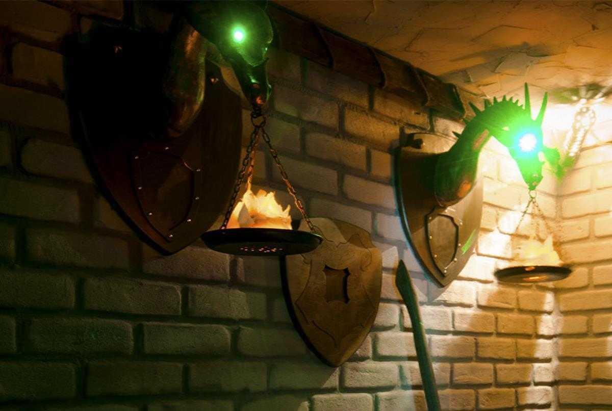 2 Фото квест комнаты Гарри Поттер в городе Запорожье