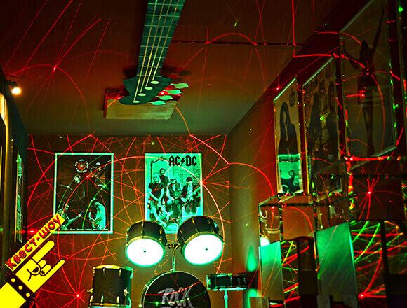 3 Фото квест комнаты Зал славы Rock'n'Roll в городе Киев