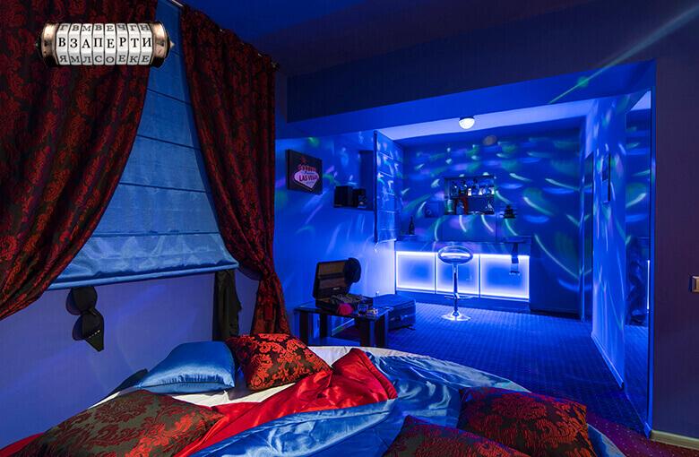 1 Фото квест комнаты Похмелье в Вегасе в городе Киев
