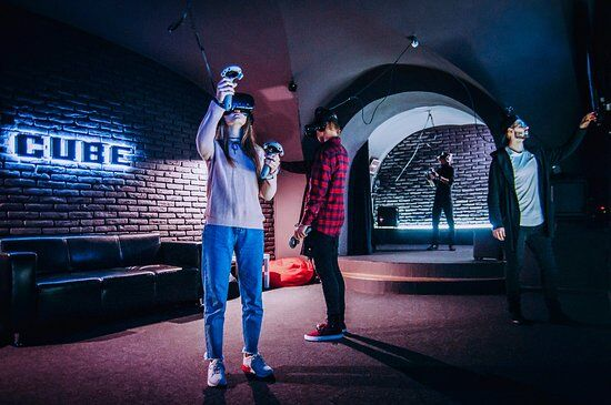 1 Фото квест комнаты CUBE - приключение в виртуальной реальности в городе Одесса